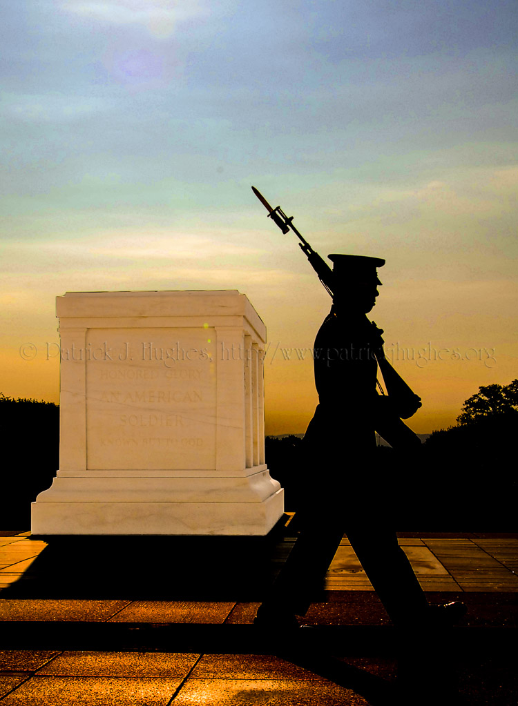 tomb of the unknown soldier patrick j hughes quotwelcome