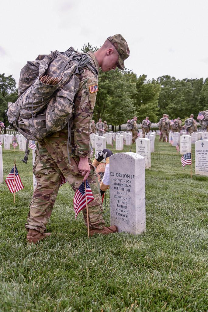 HUD/VAG Memory Day Ceremony ~ Arlington